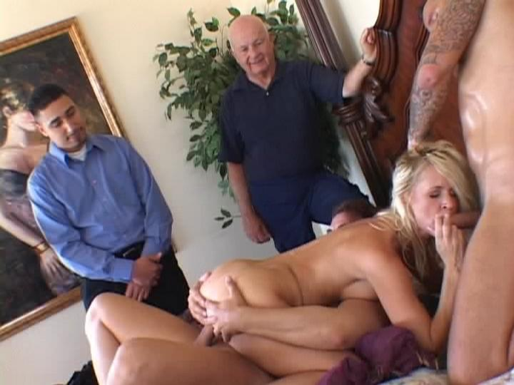 bristly Wife Threesome Knobbing